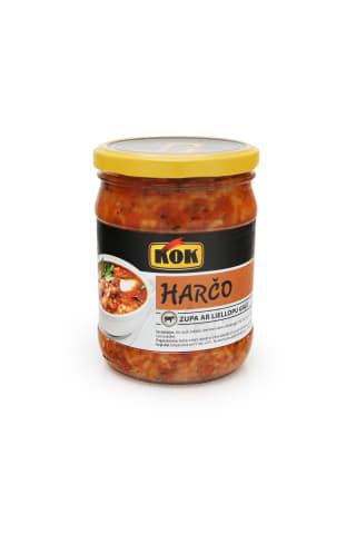 Harčo Kok ar liellopu gaļu 500g