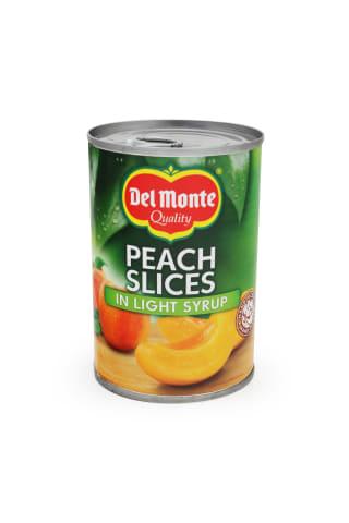 Persiku daiviņas Del Monte sīrupā 420g