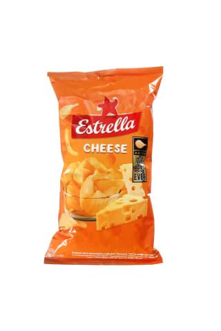 Švelnaus sūrio skonio bulvių traškučiai ESTRELLA, 200 g