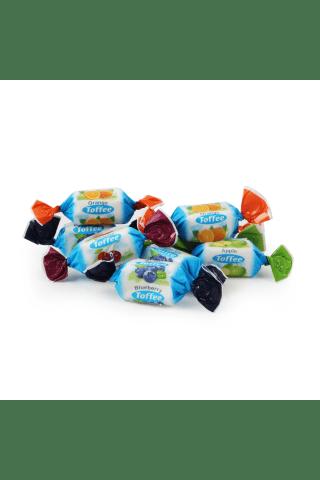Konfektes Toffee augļu mix