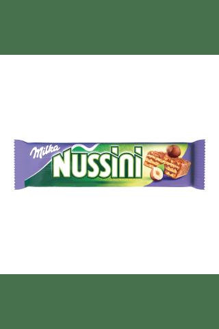 Šokolāde Milka Nussini ar lazdu riekstiem 31,5g