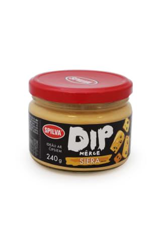 Mērce Spilva DIP siera 240g