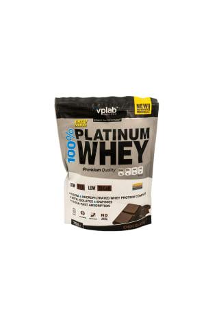 Sūkalu proteīns 100% Platinum Whey šokolādes 750g