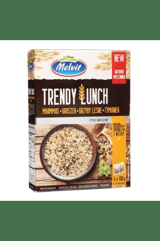 Graudu sajaukums Trendy Lunch mhammas, zirņi, meža sēnes, timiāns 400g