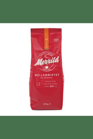 Malta kafija Merrild 103 vidēji grauzdēta 400g