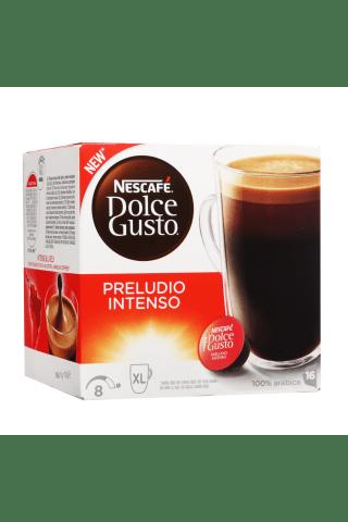 Kafija kapsulās Nescafe Dolce Gusto preludio intenso 16x10g