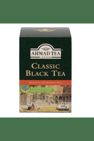 Melnā tēja Ahmad tea classic black 100g