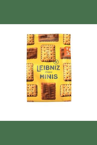 Sausainiai traškūs sviestiniai su šokoladu BAHLSEN MINIS 100g