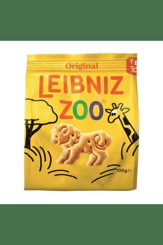 Sausainiai sviestiniai BAHLSEN LEIBNIZ ZOO 100g