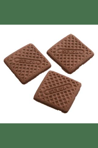 Šokoladiniai sausainiai SELGA, 1kg
