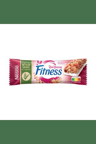 Batoniņš Nestle Fitness Red berries 23,5g