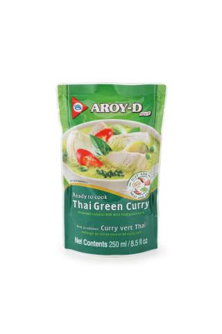 Mērce Aroy-D Taizemes zaļā karija 250ml