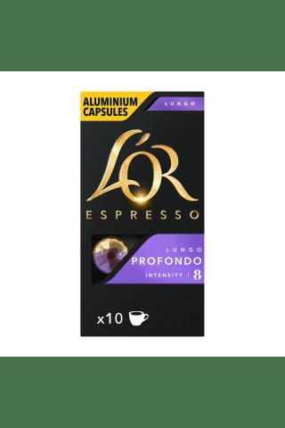 Kafijas kapsulas L'or profondo 10 gabali