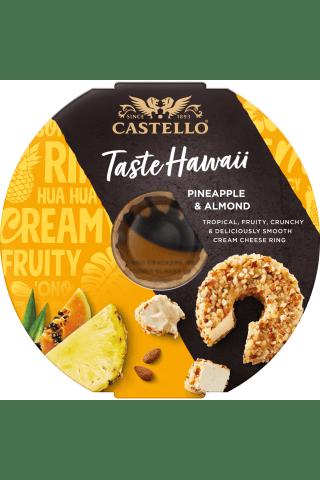 Kreminis sūris su ananasais CASTELLO, 125g