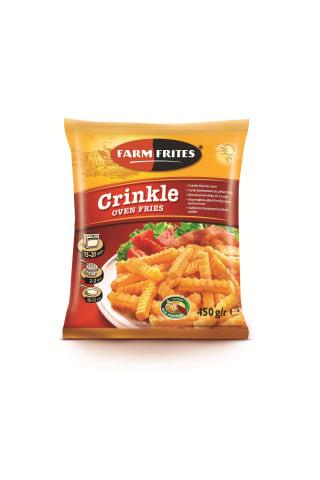 Šaldytos bulvytės FARM FRITES, 450 g