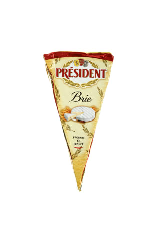 Sūris BRIE PRESIDENT, 60% rieb., 200 g