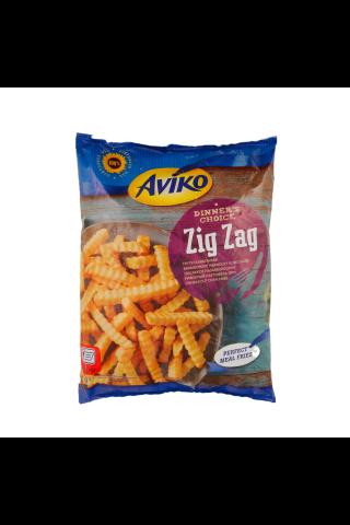 Kartupeļi frī Aviko Zig Zag sald. 750g