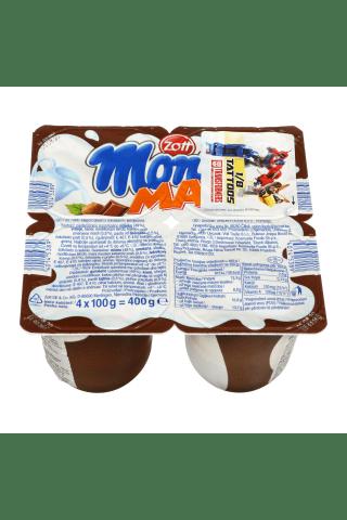 Šokoladinis desertas su lazdyno riešutais MONTE MAX, 100 g