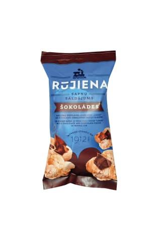 Saldējums Rūjiena šokolādes 125ml