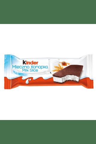 Biskvīta batoniņš Kinder Milk Slice 28g