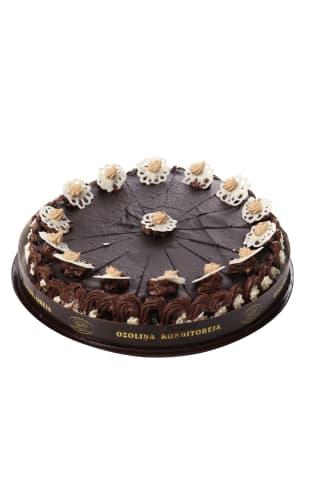 Torte Ozoliņš Ringla šokolādes 1kg