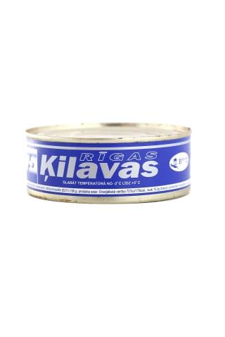 Rīgas ķilavas garšvielu sālīj.250g/225g