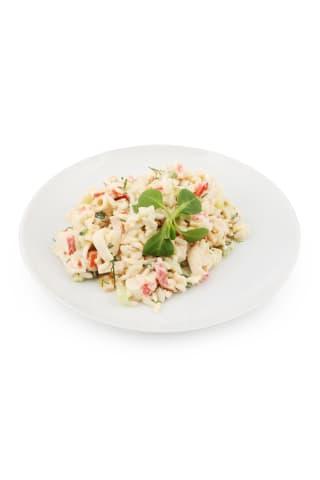 Krabju salāti ar rīsiem kg