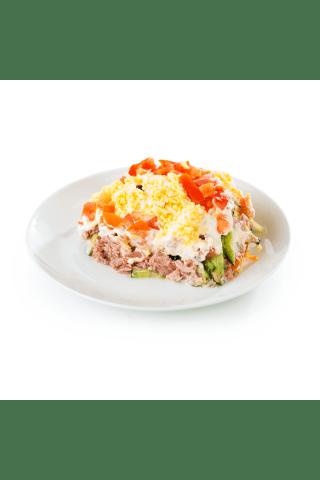 Tunča salāti kārtainie kg