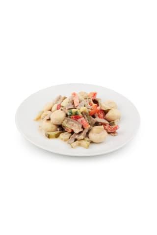 Pikantie mēles salāti kg