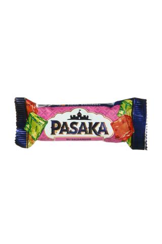 Glaistytas varškės sūrelis su saldainiais PASAKA, 19% rieb., 45 g