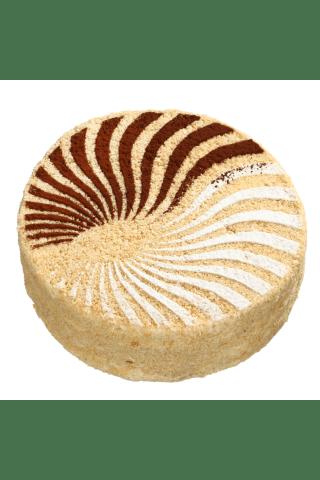 Tortas Napoleonas su spanguolių uogiene, 1 kg