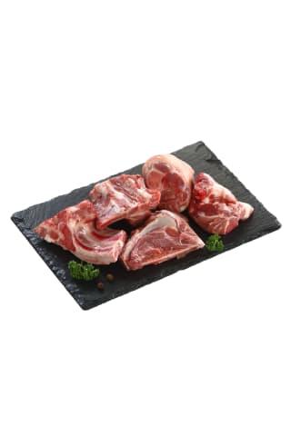 Atšaldytas kiaulienos kaulų rinkinys,1 kg