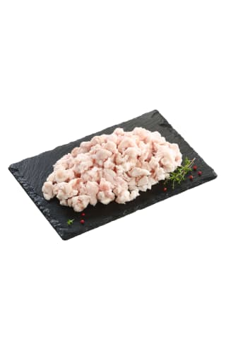 Atšaldyti kiaulienos lašiniai spirgučiams,1 kg
