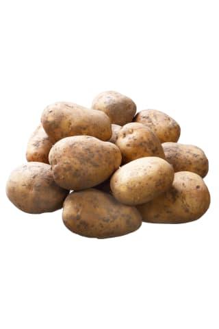 Šviežios lietuviškos bulvės, 1kg