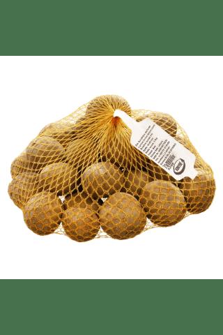Šviežios lietuviškos fasuotos bulvės, 1kg