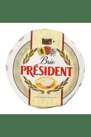 Sūris BRIE PRESIDENT, 60% rieb., 1 kg