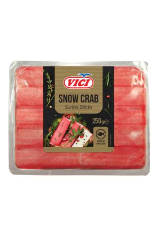 Surimi nūjiņas Viči snow crab atdzesētas 250g