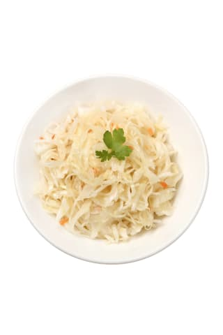 Raugintų kopūstų salotos, 1 kg