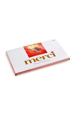 Šokolādes izlase Merci 400g