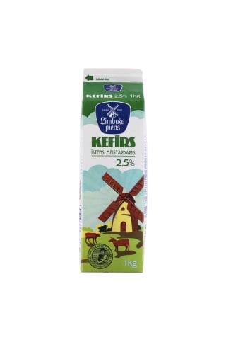 Kefīrs 2.5% Limbažu 1l
