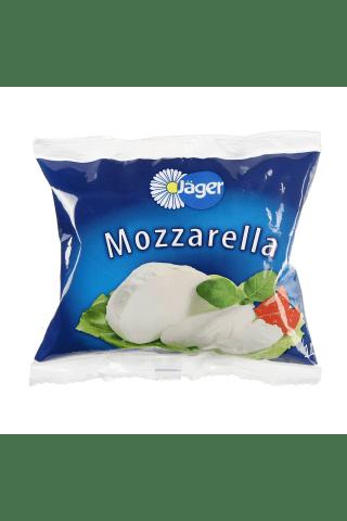 Siers Mozzarella 45% Jager 125g