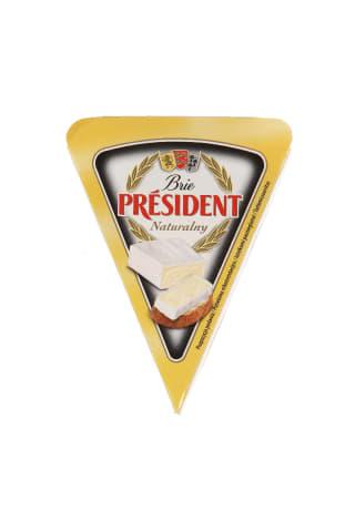 Sūris BRIE PRESIDENT, 32 % rieb., 125 g