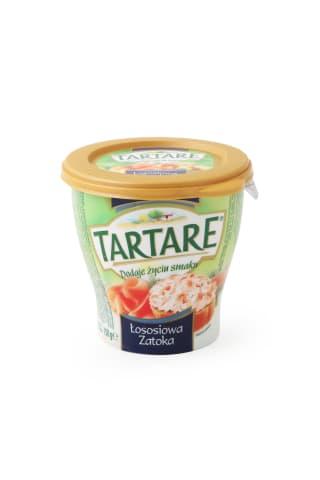Svaigais siers Tartare ar lasi 150g