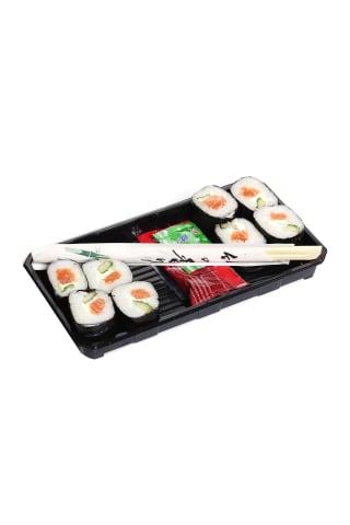 Suši ar lasi un gurķi 160g