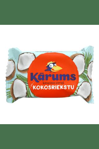Varškės sūrelis su kokosais KĀRUMS, 45 g
