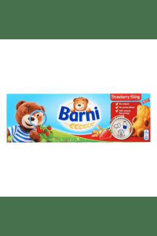 Sausainiai su braškėmis BARNI, 150 g