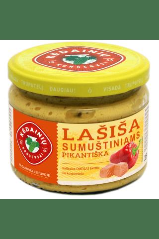 Pikantiška lašiša sumuštiniams KĖDAINIŲ KONSERVAI, 280 g