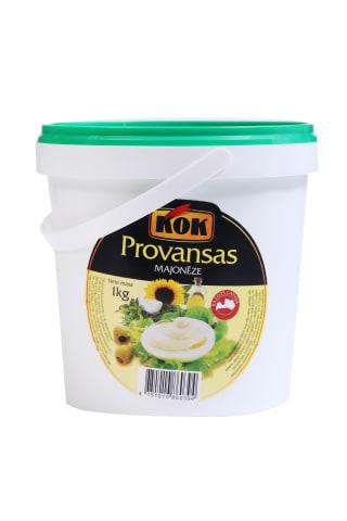 Majonēze KOK Provansas 1kg