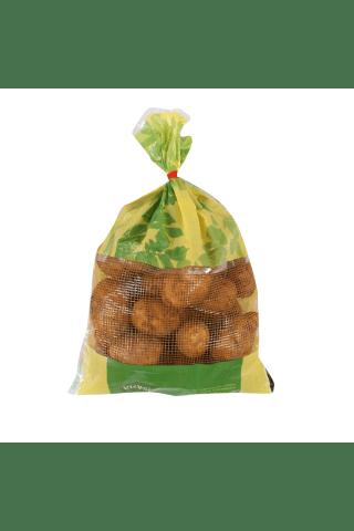 Kartupeļi fasēti 2.5 kg (twinbag) ADS pagrabs