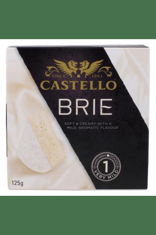 Castello dāņu brie 125g